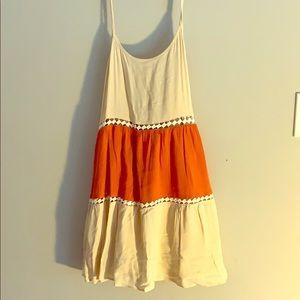 Kori beach dress NWT
